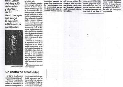 Museo Jacobo Borges: un infante que corrió antes de nacer