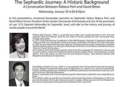 The Sefardic Journey