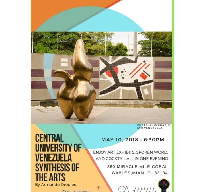 The Central University of Venezuela. Synthesis of the Arts