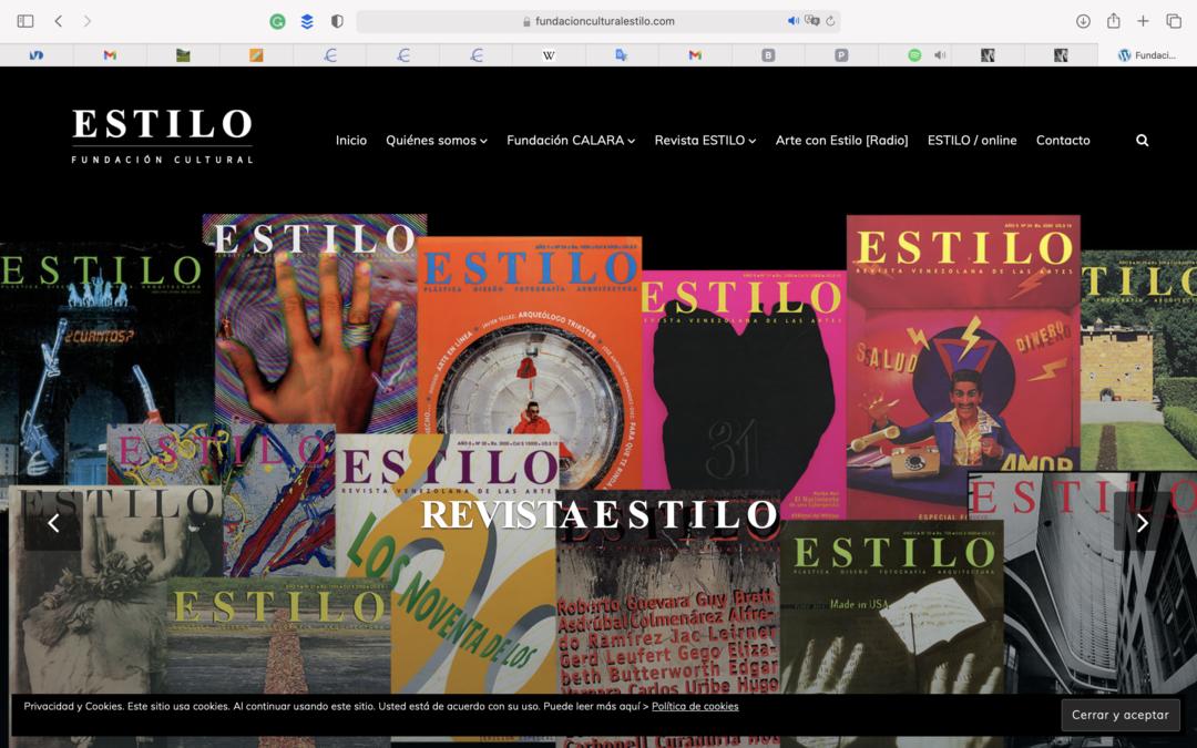Revista Estilo – Editorial Committee